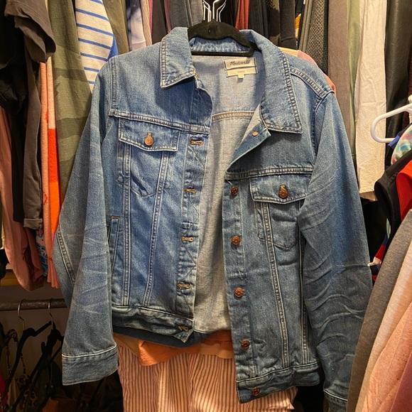 Madewell XXL denim jacket